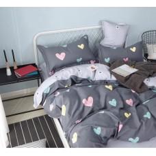 Ткань для постельного белья сатин 018