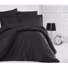 Ткань для постельного Страйп сатин 003