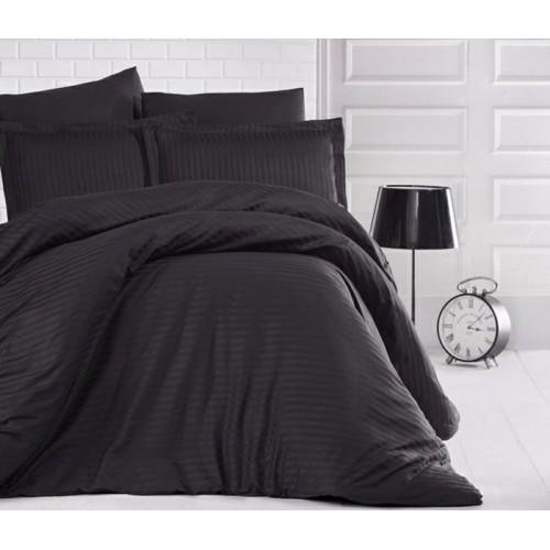 Комплект постельного белья Страйп-сатин 003